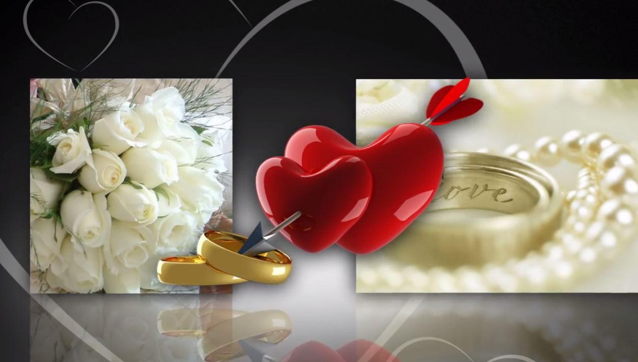 видео поздравление с Днем свадьбы